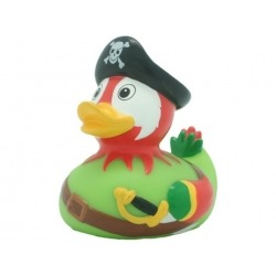 Rubber duck Pirate Parrot LILALU