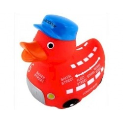 Rubber duck London Double-Decker Bus Luxy  Luxy ducks