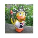 Miss liberty duck Lanco