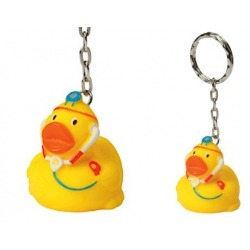 Keychain duck doctor DR