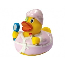 Rubber duck beauty DR  More ducks