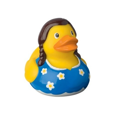 Rubber duck flower girl DR  More ducks