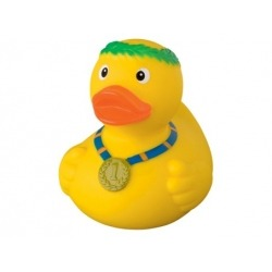 Rubber duck medal winner DR