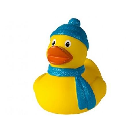 Rubber duck winter DR  More ducks