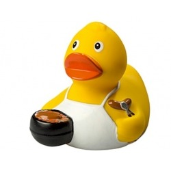 Rubber duck BBQ Chef DR