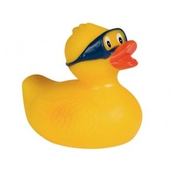 Rubber duck goggles DR