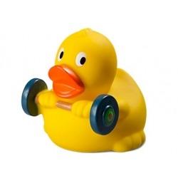 Gummi-ente Gewichtheber DR  Sport enten
