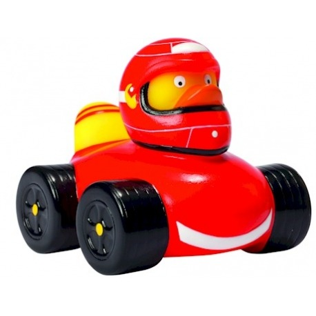 Rubber duck race car Verstappen DR  Sport ducks