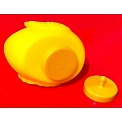 Rubber duck weight