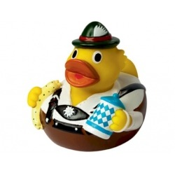 Rubber duck Germany Oktoberfest DR  World ducks