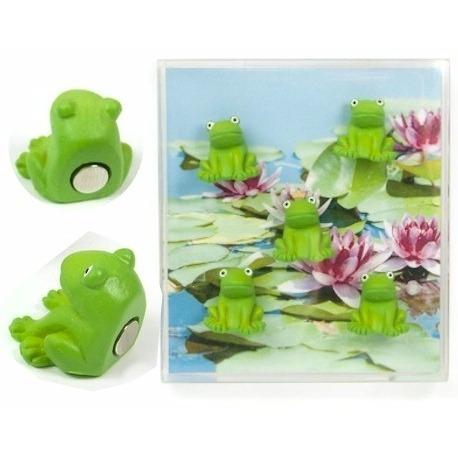 Mini Magnete frosch   Frösche mit bestellen