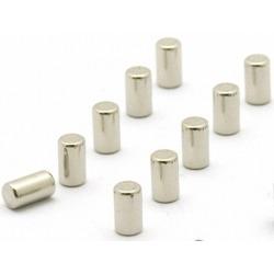 Super starke magneten silber magnum set von 10