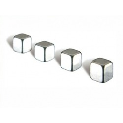 Super strong magnet cube (per 4)