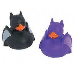 Badeente mini Fledermaus  (per 2)