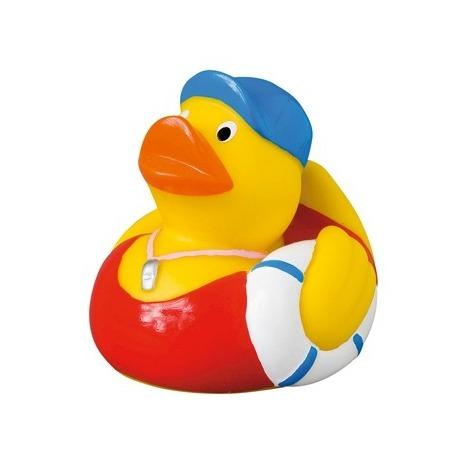 Badeend badmeester DR  Beroep eendjes