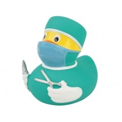 Rubber duck surgeon DR