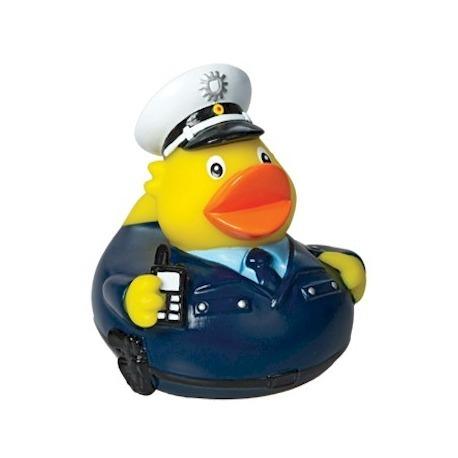 Badeente Polizist DR  Beruf enten