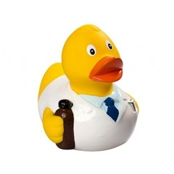 Rubber duck druggist DR