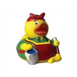 Rubber duck cleaner DR