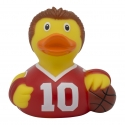 Rubber duck Basketball player LILALU