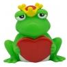 Frosch mit herz LILALU