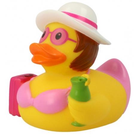 Badeend Vakantie vrouw LILALU  Lilalu