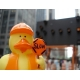 Rubber duck construction worker DR  Profession ducks