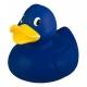 Badeend donkerblauw XL  Grote eenden