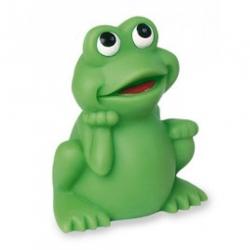 Frosch steht small DR   Frösche mit bestellen