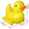 Aufblasbare Super große Ente floating