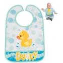Rubber Ducky Baby Bib
