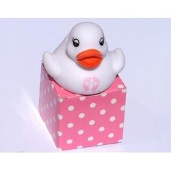 Box spots rosa (pro 12)  Geburts geschenke