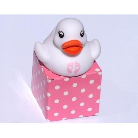 Box spots pink (per 12))  Birth gifts