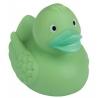 Badeend Ducky 7,5 cm DR pastel groen