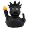 Badeend Vrijheidsbeeld Zwart LILALU