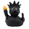 Rubber duck Liberty Black LILALU