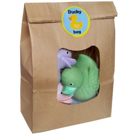DUCKYbag Pastel 4 Stück  Verpackung