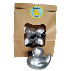 DUCKYbag Silver 5 pieces  Packing
