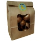 Gummi-ente gold 8 cm B  Gold
