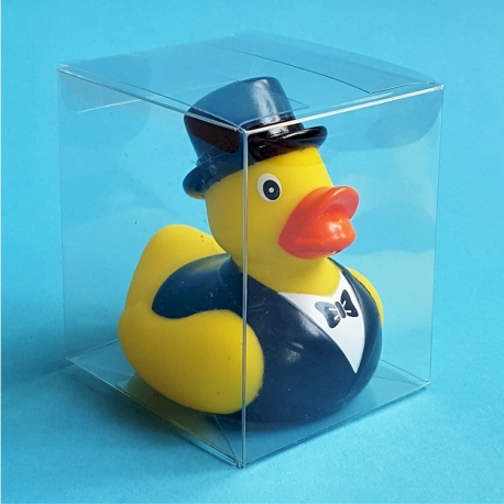 Rubber duck wedding Groom B (per 100: €1,75)  Wedding gifts