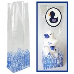 Delft Blauw mini Plastiktüte  Verpackung