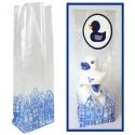 Delfts Blauw plastic bag
