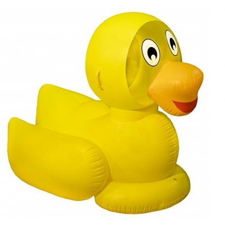 Swimline Inflatable rubber duck large XL floating  Inflatable