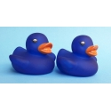 Rubber duck mini dark blue B