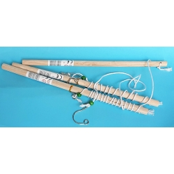 Funfair fishing rod 34 CM  Funfairducks