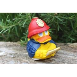 Brandweerman badeend Lanco