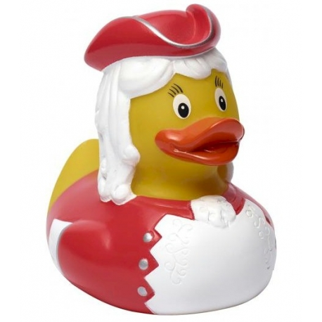Rubber duck princess of carnival DR  More ducks