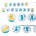 Babyshower  slingers  badeend (per 2)