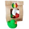 DUCKYbag Italian gummiente cm 3 Stück