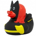 Rubber duck  Dark Duck  Woman  LILALU